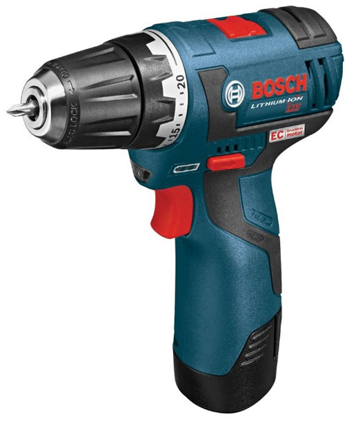 Bosch PS32 Brushless Drill Driver