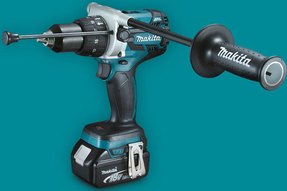 Makita 18V lxph07 Hammer Drill