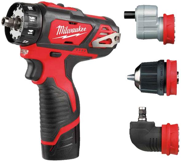 Milwaukee Modular M12 Drill Driver