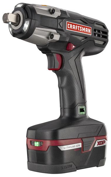 Craftsman XCP Impact Wrench