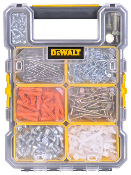 new dewalt mini parts organizer