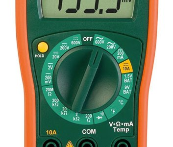 Extech MN35 Mini Multimeter