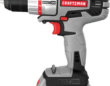 Craftsman Bolt-On Drill Starter Set 46133