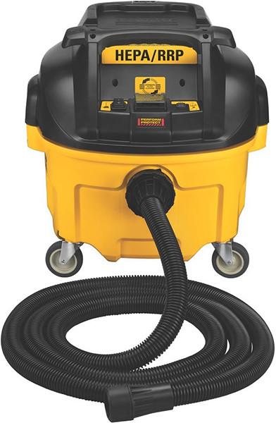 Dewalt DWV010 HEPA Dust Extractor Vac