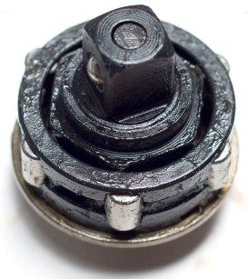 Kobalt Direct Drive Gearless Ratchet Rollers Outwards