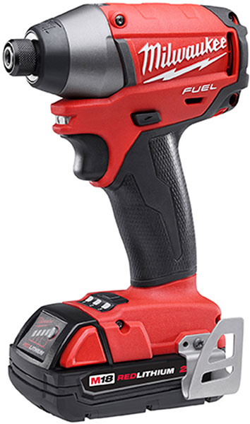 Milwaukee M18 Fuel 2653-22ct Brushless Impact Driver