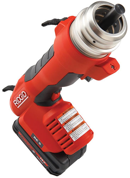 Ridgid Cordless RE 6 Electrical Multi-Tool Power Handle