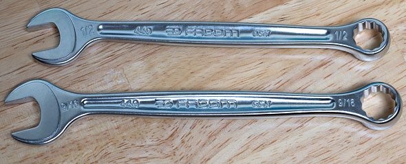 Facom 440 Combination Wrenches