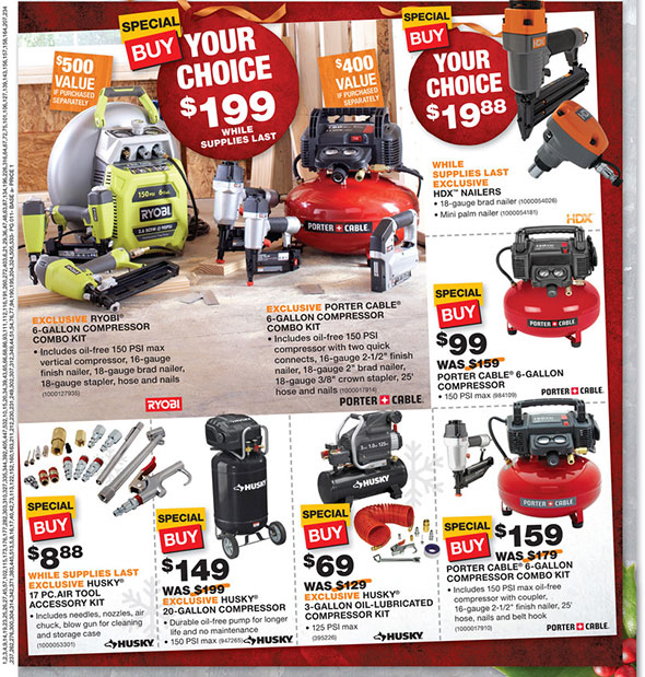 Home Depot Black Friday 2014 Page 13
