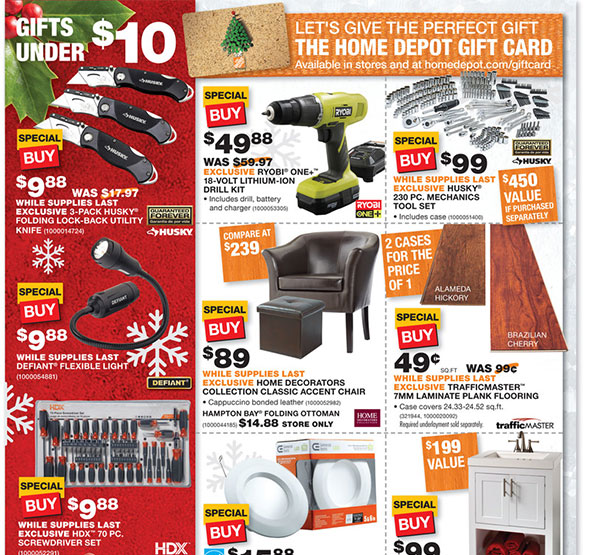 Home Depot Black Friday 2014 Page 14