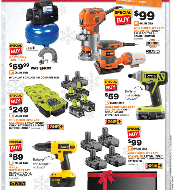 Home Depot Black Friday 2014 Page 15