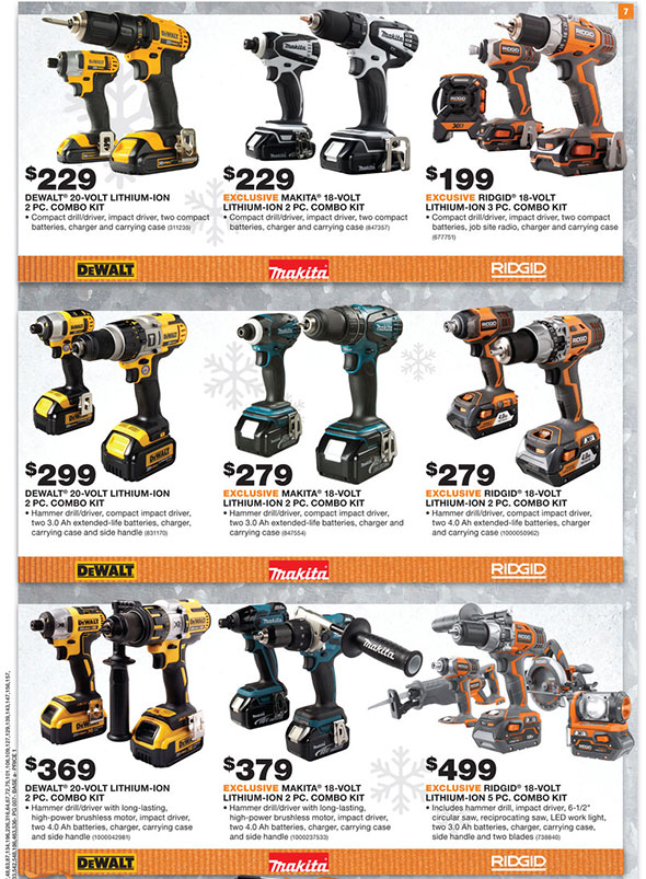Home Depot Black Friday 2014 Page 4