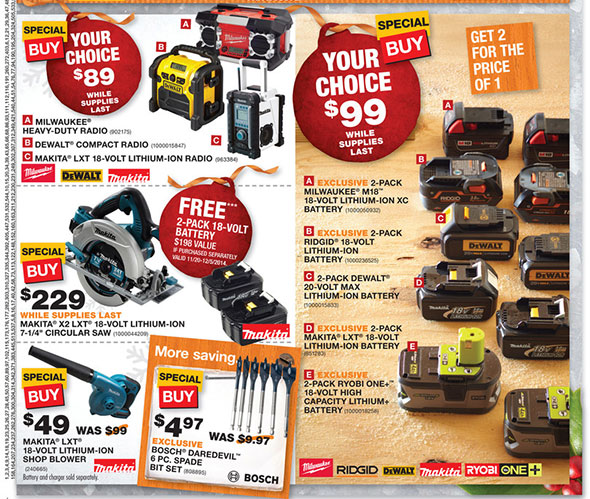 Home Depot Black Friday 2014 Page 5