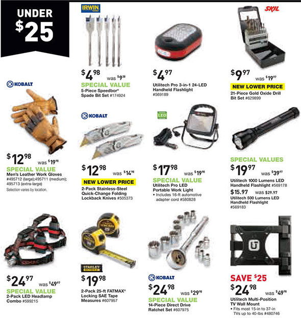 Lowes Black Friday 2014 Tool Deals Page 6