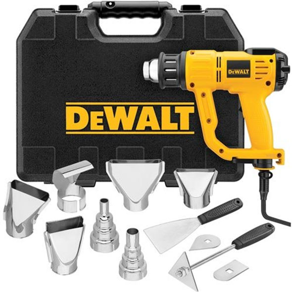 Dewalt D26960K Heat Gun Kit