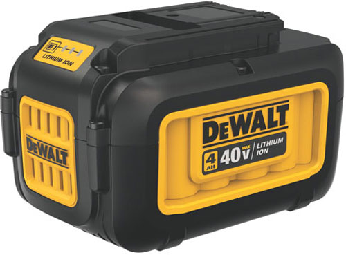 Dewalt 40V Max 4Ah Battery