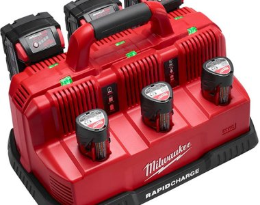 Milwaukee M18 and M18 Battery Charging Station