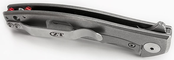 Zero Tolerance ZT0450 Knife Back and Side