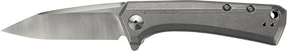 Zero Tolerance ZT0808 Rexford Flipper Knife