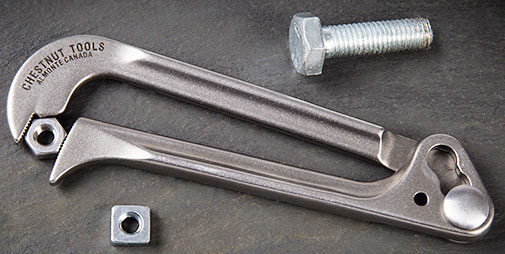 Chestnut Tools Pocket Wrench