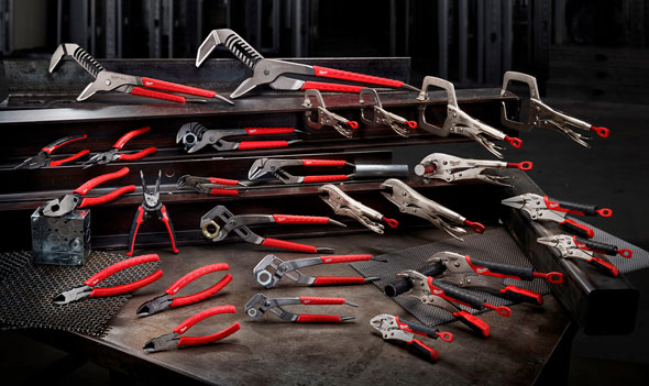 Milwaukee Pliers Cutters 2015