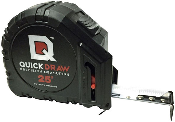 QuickDraw Tape Measure