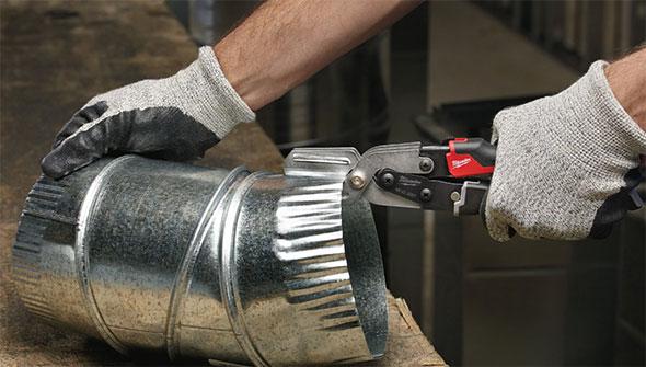 Milwaukee HVAC Crimping Tool