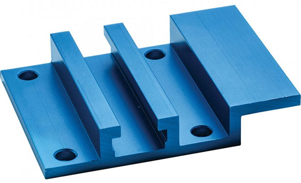 Rockler Auto-Lock T-Track Clamp Mounting Bracket