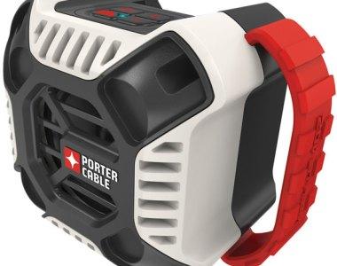 Porter Cable 20V Bluetooth Speaker PCC772B