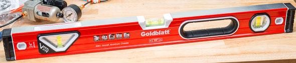 Goldblatt 24-inch Level