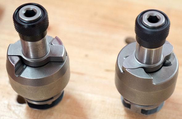 Milwaukee 2753 M18 Fuel Impact Driver Anvil Comparison vs 2653