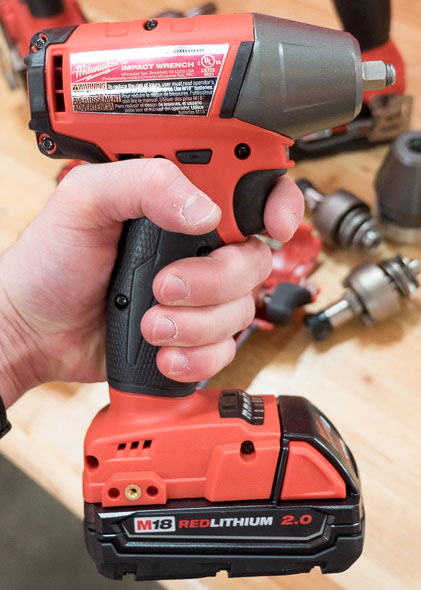 Milwaukee 2754 M18 Fuel Impact Wrench