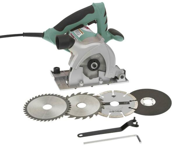 Grizzley Track Saw what is included