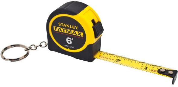 Stanley Fat Max 6 foot Tape Product Shot