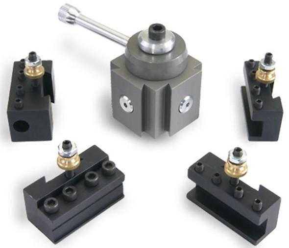 Sonline 6PCS Tooling Package Lathe Quick Change Tool Post /& Holders Multifid Tool Holder