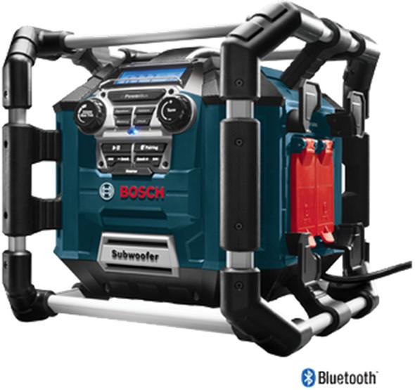 Bosch Power Box 360C Bluetooth Radio
