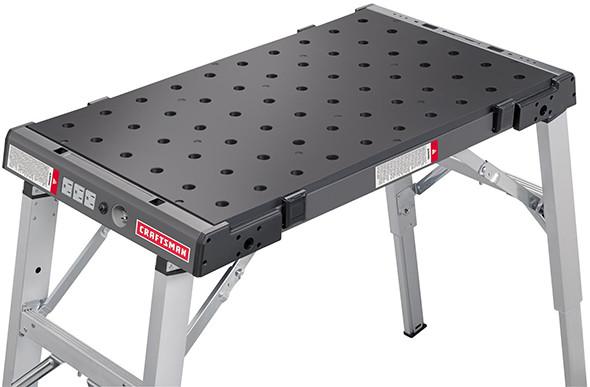 Craftsman Peg Table