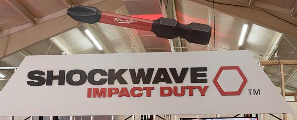 Milwaukee Shockwave 2nd Generation Impact Screwdriver Bits