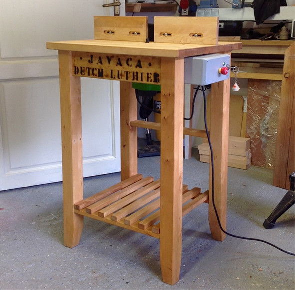 Ikea Router Table