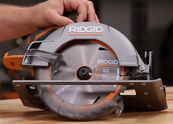 Ridgid Gen5X 18V Brushless Circular Saw
