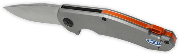 Zero Tolerance 0220 Knife Open Angled
