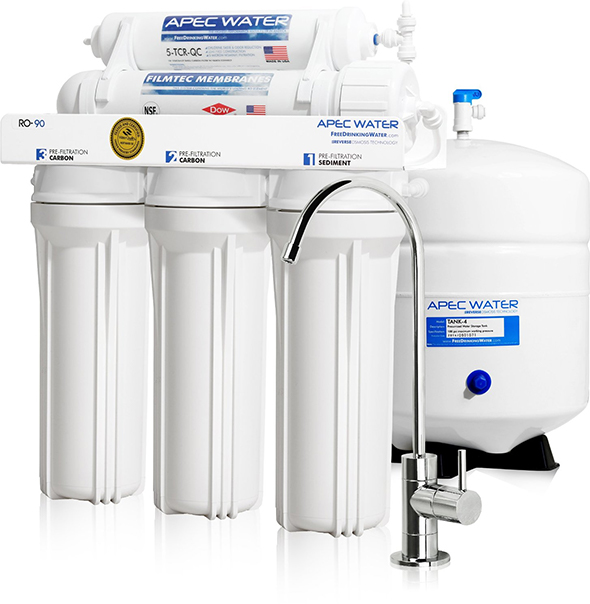 Apec Reverse Osmosis Drinking Water System