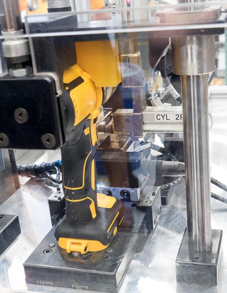 Dewalt 20V Max Brushless Premium Drill USA Assembly Testing in Progress