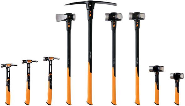 Fiskars IsoCore Hammers