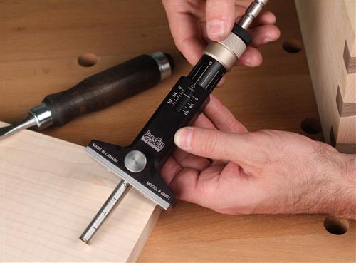 JessEm Wood Sabre Markin Gauge Product Shot