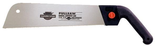 Sharp Carpentry Pull Saw