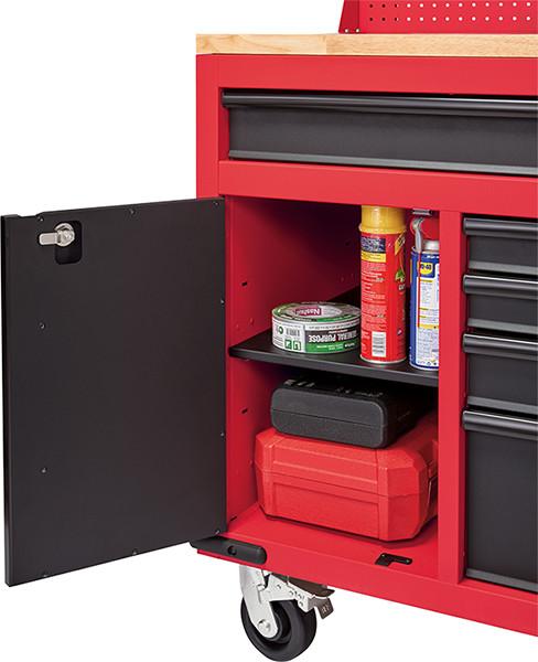 Milwaukee Work Center Tool Cabinet