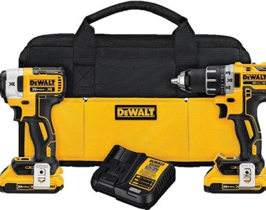 Dewalt DCK283D2 Brushless Cordless Power Tool Combo Kit