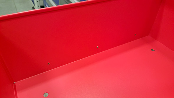 Porter Cable Tool Cabinet Drawer Slide Attachment