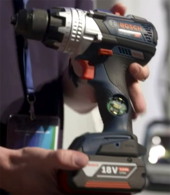 Bosch Connected Drill